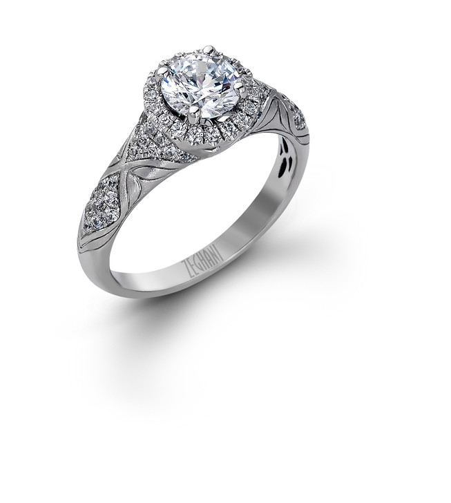Zeghani Engagement Ring MPN-ZR1053