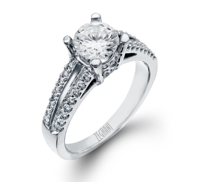Zeghani Engagement Ring MPN-ZR109