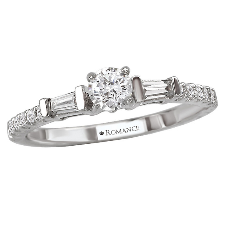 Romance Complete Engagement Ring Complete MPN-118021-050C