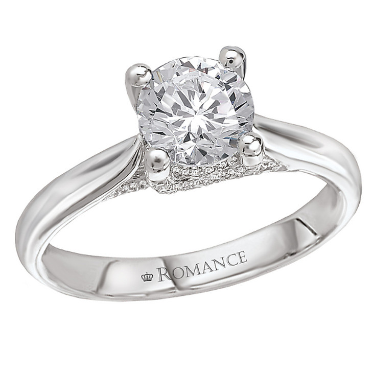 Romance Complete Engagement Ring MPN-118016-050S