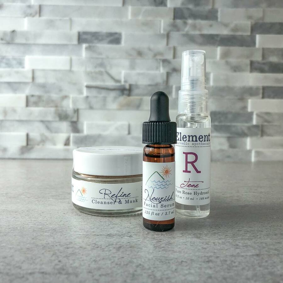 Facial Care Trial Kit