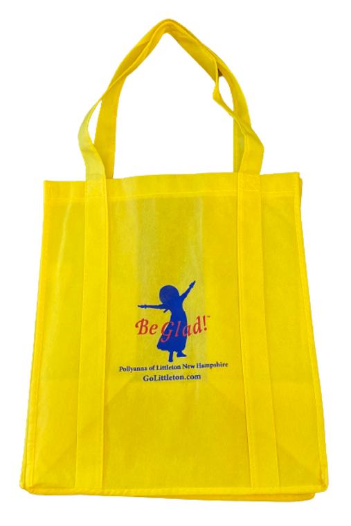 Cheerful Shopping Bag