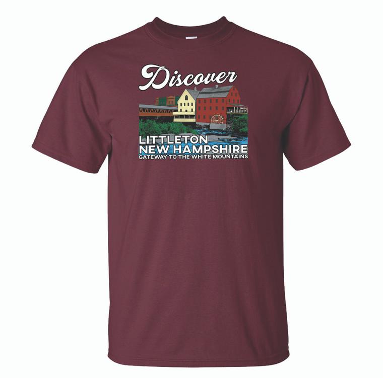 Discover Littleton Tee Shirt
