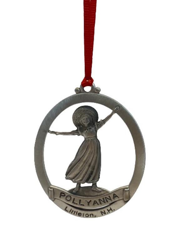 Pollyanna Ornament