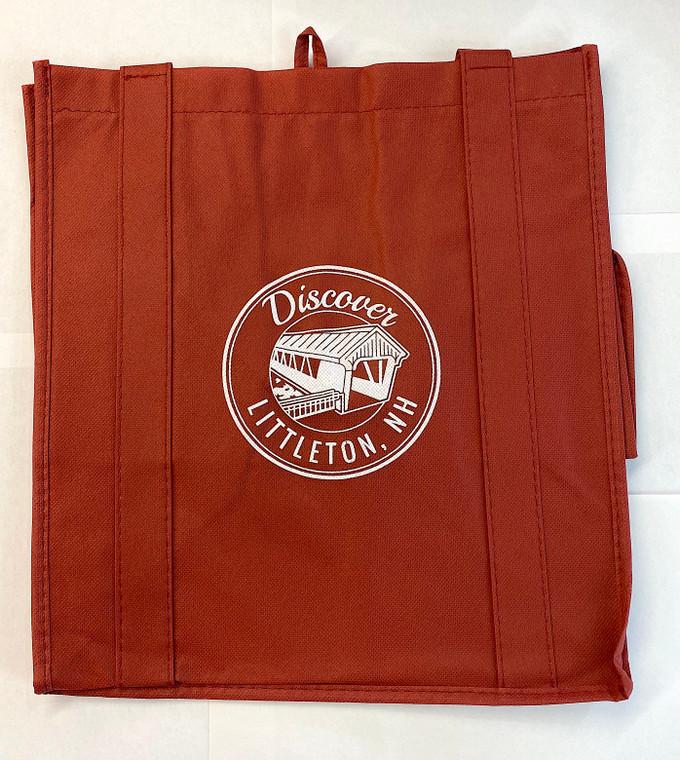 Discover Littleton Shopping Bag