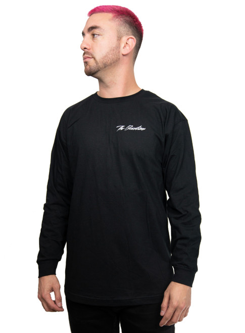 Logo (Long Sleeve Shirt)