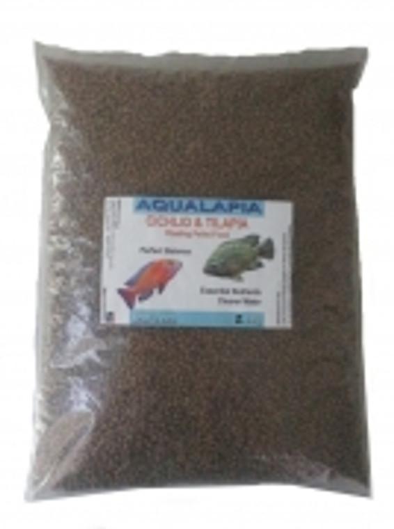 Aqualapia Feed 2.5Kg - 5mm