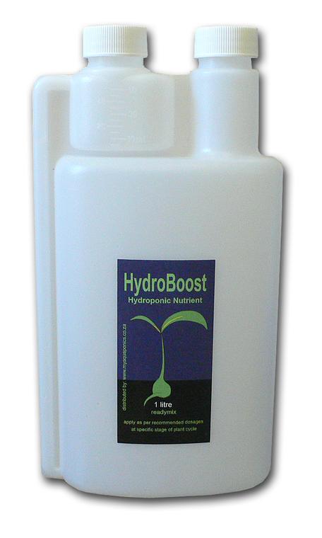 HydroBoost Hydroponics Nutrient