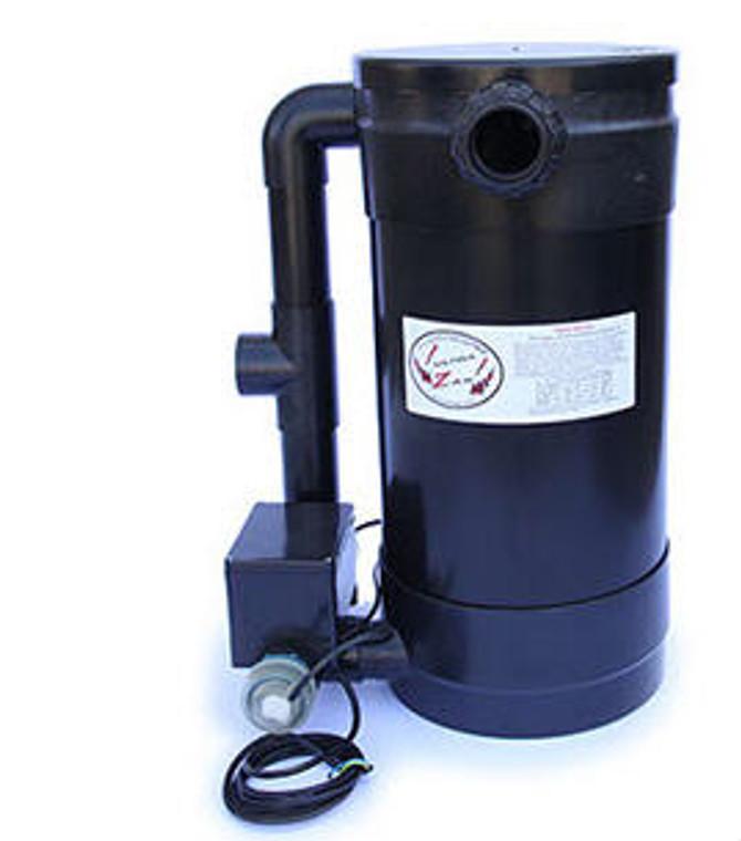 Combo 8Watt UV & 25l Gravity Filter ( for 4000l Pond/Tank, 35l/min)