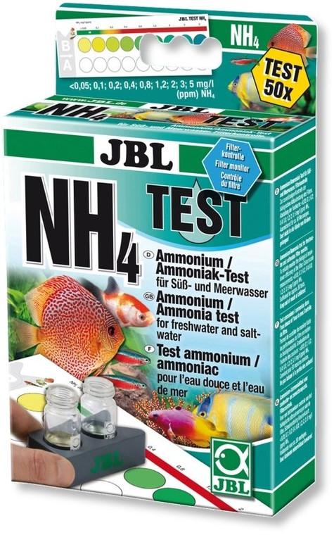 JBL Ammonia Test Kit - 50 tests