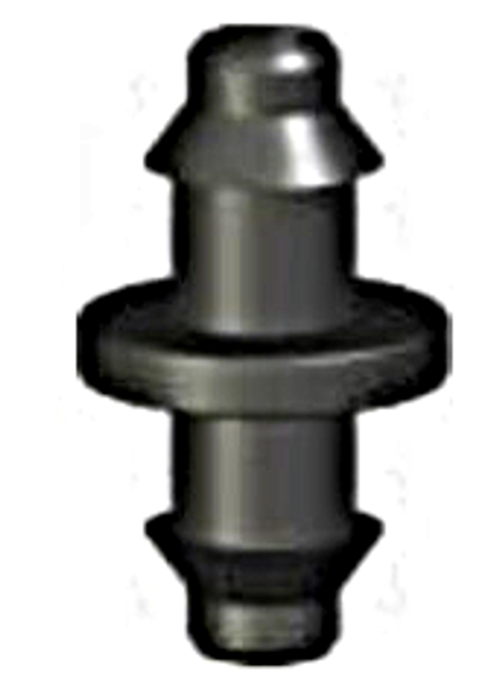 5mm Microjet Barbed Adaptor - Pack 5