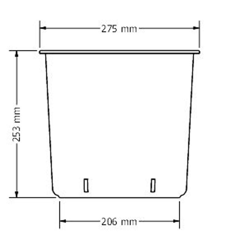 28cm Pot (10L)
