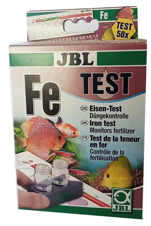 JBL Iron Fe Test Kit - 50 tests