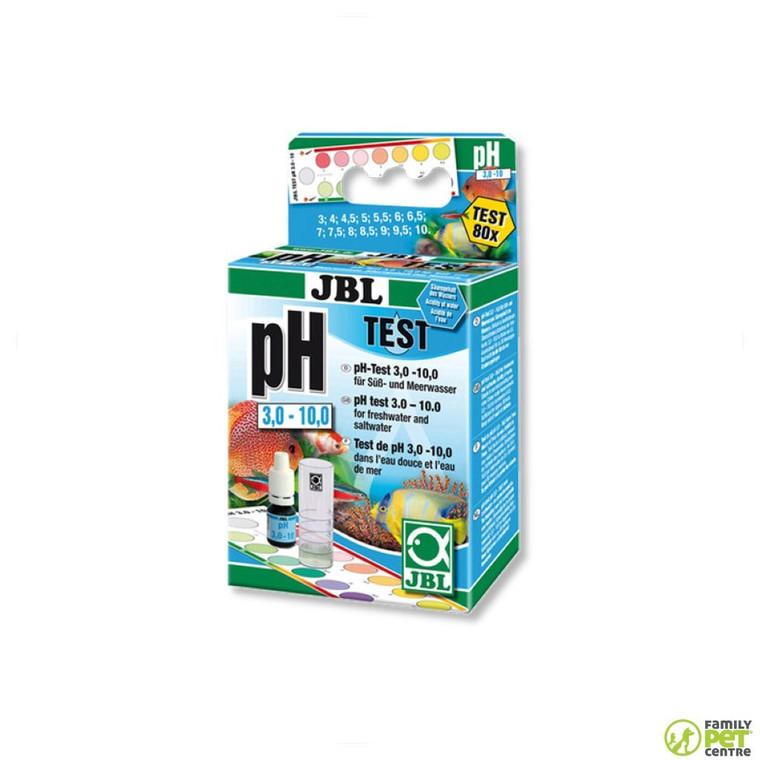 JBL PH Test Kit (3-10pH) – 50 Tests