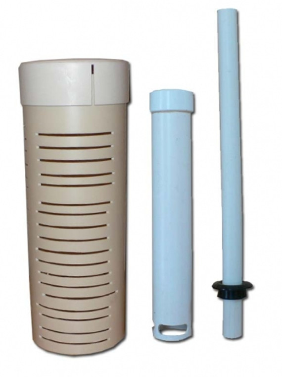 Bell Auto-Siphon for Aquaponic Systems