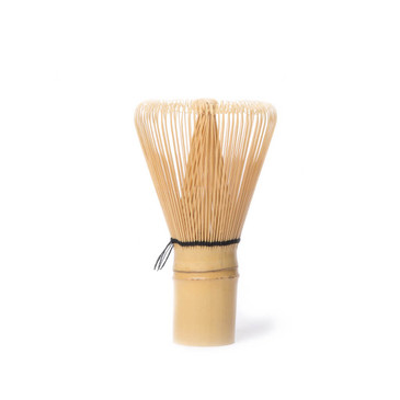 handmade bamboo matcha whisk 100 prong