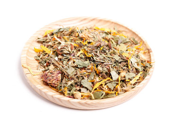 Organic herbal complexion tea for great skin