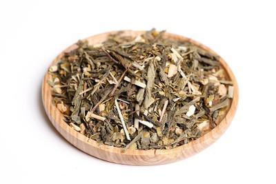 lemon and ginger sencha organic green tea