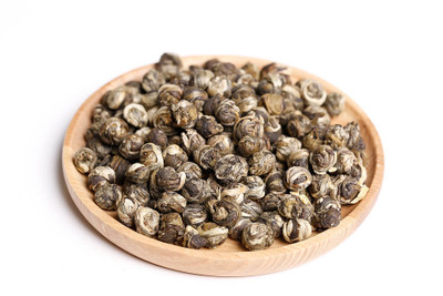 Jasmine Pearl Green Tea Organic Premium Grade