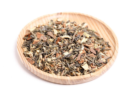 Buy Certified Organic Green Tea Chai