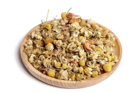 apple, cinnamon, chamomile organic herbal tea