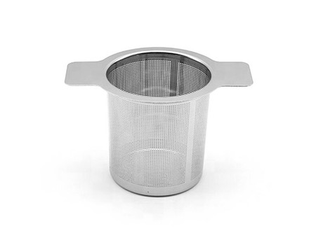 Stainless Steel Cup Infuser Double Handle