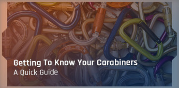 Getting To Know Your Carabiners