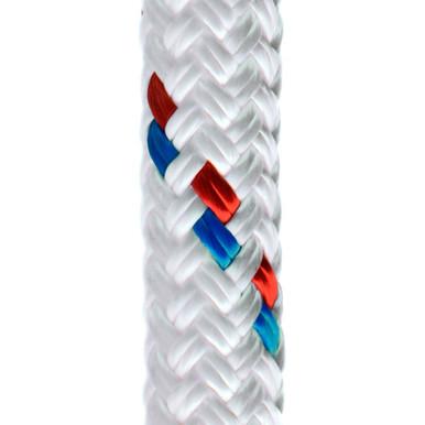 5.5 mm x 15 mm DEKTON DT70632 Braided Rope Silver