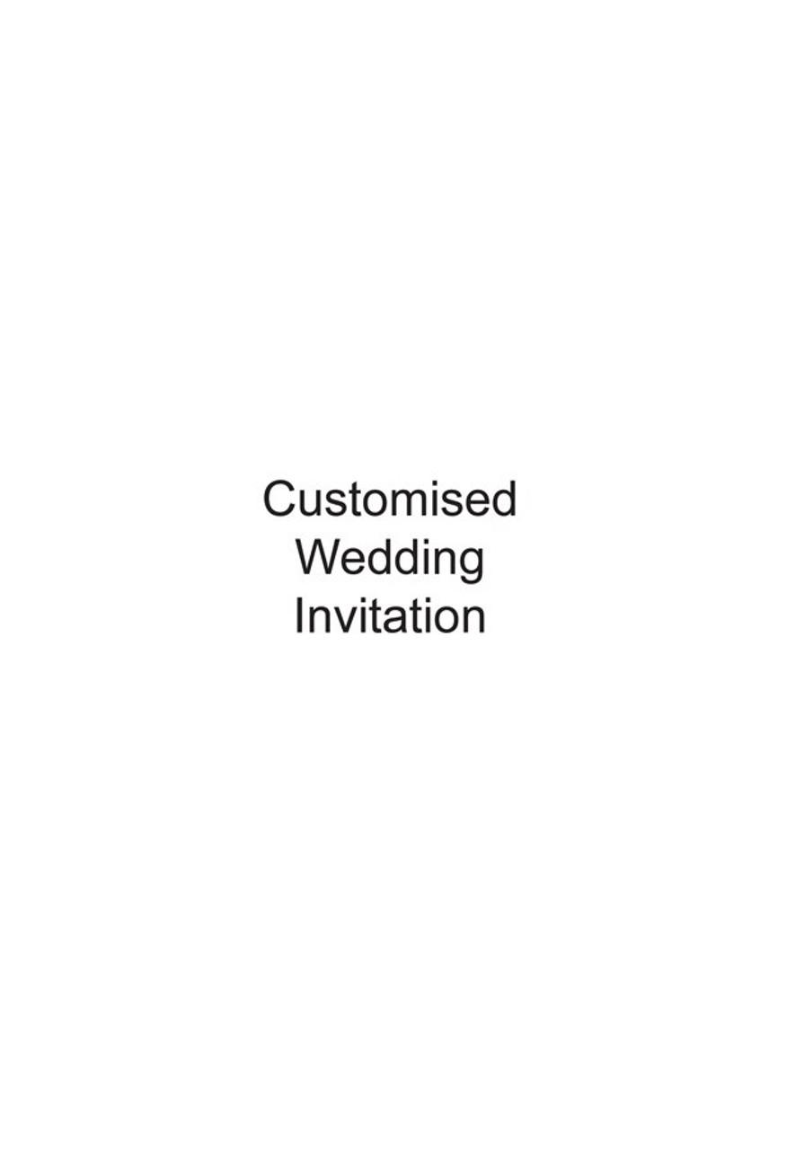 Custom Order - Rosemary