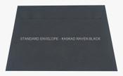 Standard Envelope – Kaskad Raven Black