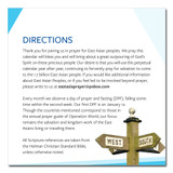 Directions page