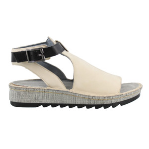 Naot Leather Mule Sandals - Verbena - Size 8