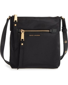 Marc Jacobs Trooper Nylon Crossbody Bag - Black