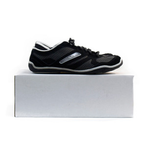 Tl Cheeks Barefoot Trainer - Black/Silver - Size 8
