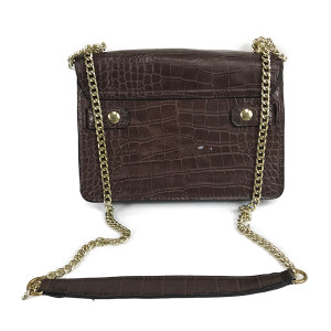 Women's Chain Flap Crossbody Handbag - A New Day