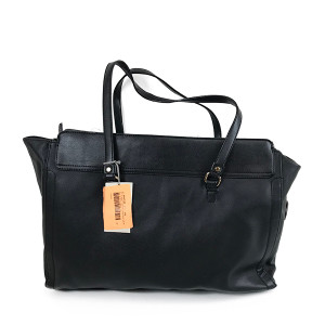 Ring Work Tote Bag - A New Day Black