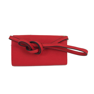 Women's Wallet on a String - A New Day Bright Red