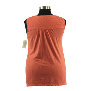 Style & Co Top - Coral