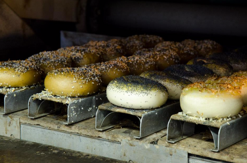 NY Style Bagels by the Dozen