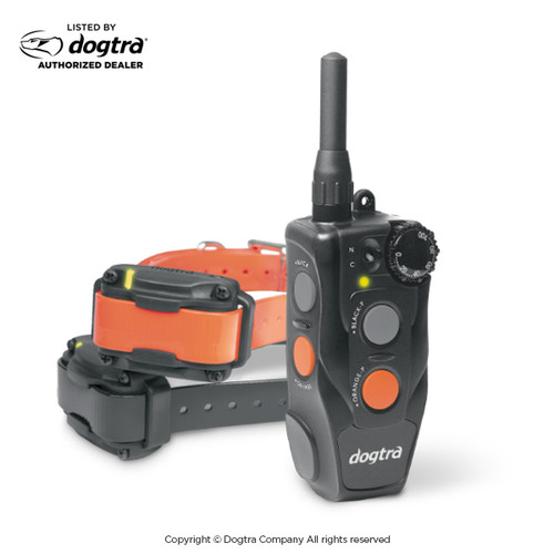 202C | Training E-Collar | 2-Dog System | Range: 1/2 mile