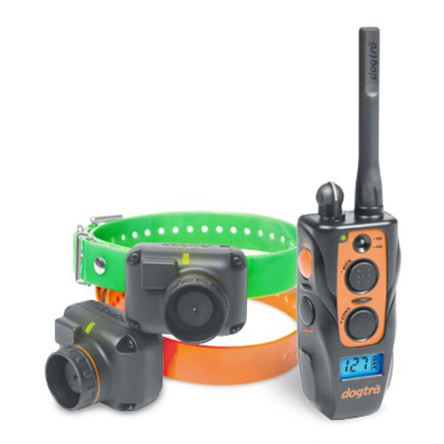 2702 T&B | Training Collar | 2-Dog System | Range: 1.5 Mile