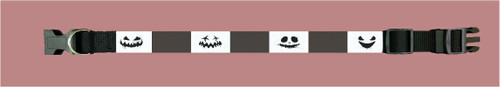 Personalized Collar Halloween Print 2 - Small