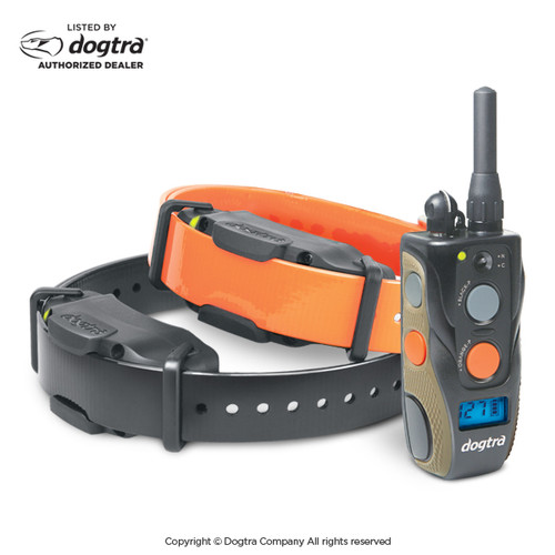 1902S | Training E-Collar | 2-Dogs | Range: 3/4-mile | *Replaces 1902NCP