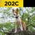 202C | Training E-Collar | 2-Dog System | Range: 1/2 mile
