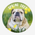 """Spring 2021 Personalized """"Cute As A Button""""...Button"""