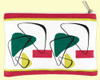 Boomerang Canvas Case