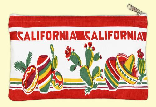 California Travel Pouch