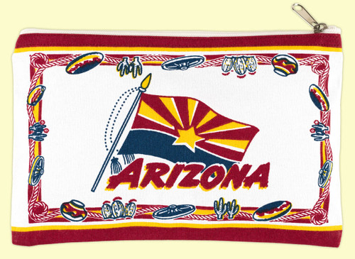 Arizona Travel Pouch