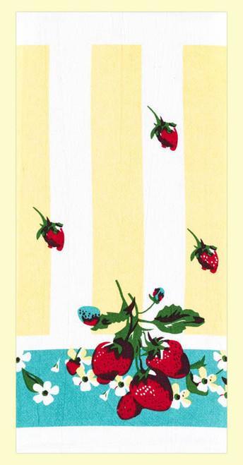 Strawberry Lane Towel