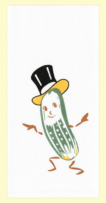Mr. Pickle Towel